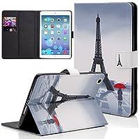 iPad Airケース、Dteck ( TM )スリムフィットレザースマートケースカバー[自動スリープ/スリープ解除機能] for Ipad Air ( iPad 5) 2013モデル Cute Cartoon Style 5024569