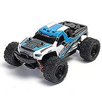 OUYAWEI HS 18301/18302 1/18 2.4G 4WD 40 + MPH高速ビッグフットRCレーシングカーオフロード車用おもちゃ 青