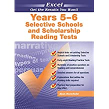 Excel Selective Schools and Scholarship Reading Tests Years 5-6