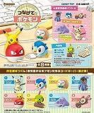 CORD KEEPER! つなげて☆ポケモン2 フルコンプ 8個入 食玩・ガム (ポケモン)