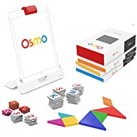 [オスモ]Osmo Gaming System for iPad, Standard Packaging, Genius Kit TP-OSMO-02 [並行輸入品]