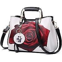 Nevenka PU Leather Purses and Handbags for Women Large Capacity Designer Handbag Organizer (4)