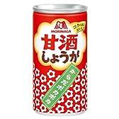 森永 甘酒<しょうが> 190g×30本
