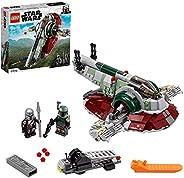 LEGO Star Wars TM 75312 Boba Fett's Starship™ (593 Pieces)