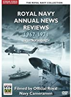 Royal Navy Annual News Reviews 1967-71 [DVD] [Import]