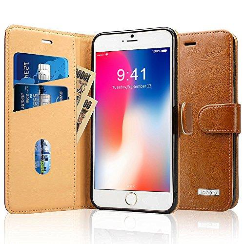 Labato iPhone8ケース 手帳型 アイフォン8ケー...