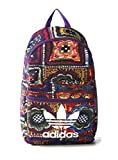 adidas Originals ( アディダス オリジナルス ) リュック バックパック バッグ クラッシック トレフォイル ロゴ ストライプ ツイード [ CLASSIC BACKPACK ] TREFOIL (マルチカラー(AY9367))