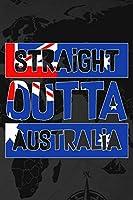 Reisetagebuch Australien: A5 Notizheft liniert fuer deinen Urlaub; Reisebuch, Notizbuch, Tagebuch fuer dich selbst zum Listen, Notizen, Checklisten Schreiben oder als Reisegeschenk
