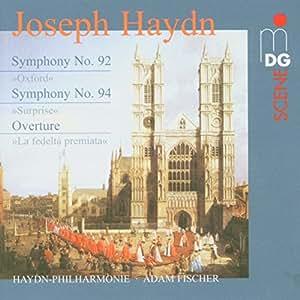 Symphonies 92 & 94 (Hybr)