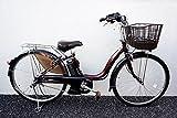 世田谷)BRIDGESTONE(ブリヂストン) ASSISTA DX(アシスタ) 電動アシスト自転車 2016年 26サイズ