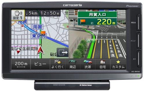 [해외]Pioneer carrozzeria ?나비 휴대용 메모리 카 내비게이션 와이드 VGA 지상 디지털 TV   SD 6.1v 형 AVIC-MRP088/Pioneer carrozzeria music tunable portable memory car navigation wide VGA terrestrial digital TV   SD 6.1v type AVIC-MRP 088