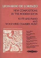 DE LORENZO L. - Improviso Op.72 para Flauta y Piano