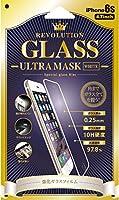 Revolution Glass Ultra MASK White iPhone6s 302859