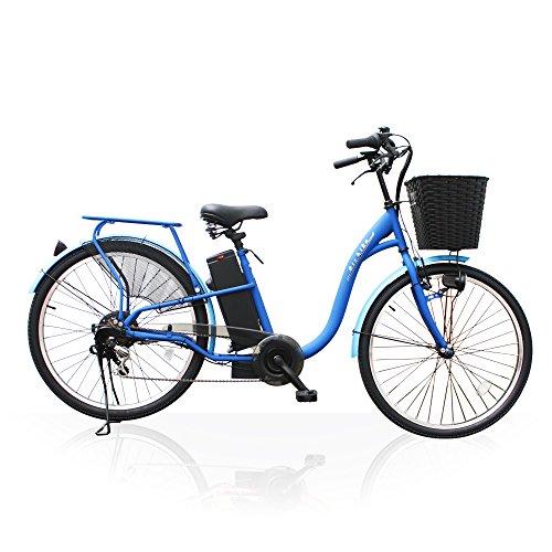 Airbike 電動アシスト自転車 26インチ トルクセンサー...