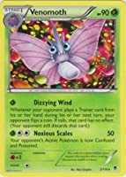 Pokemon - Venomoth (2/119) - XY Phantom Forces - Reverse Holo