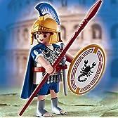 プレイモービル スペシャル 青マントの古代ローマ戦士 4659