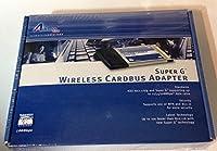 Airlink AWLC4030 Super GT Wireless Cardbus Adapter [並行輸入品]