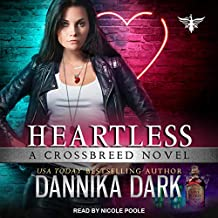 Heartless: Crossbreed Series, Book 9