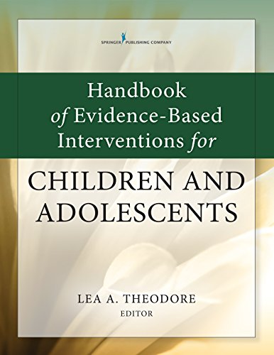 Handbook of Evidence-Based Interventions for Children and Adolescents (English Edition)