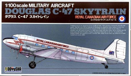 1/100 C-47 カナダ
