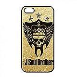 脱着簡 単ケース iPhone 5/iPhone 5s 携帯ケース iPhone 5/iPhone 5s 電話カバー 三代目 J Soul Brothers ケース iPhone 5/iPhone 5s 携帯ケース 三代目 J Soul Brothers 薄型 ケース