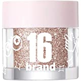 16brand(シックスティーンブランド) キャンディロック パールパウダー CHAMPAGNE CANDY (1.8g)