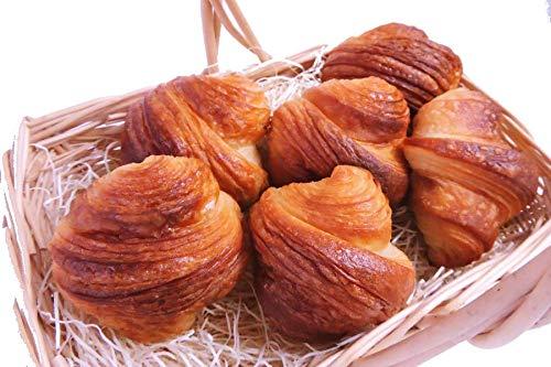 JA全農あきた 忠さんちの米粉パン ミニクロワッサン 18個入り(3個×6袋)