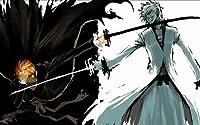 Bleach Ichigo Yin Yang Playmat