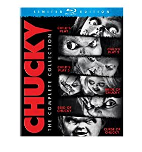 Chucky: Complete Collection/ [Blu-ray] [Import]