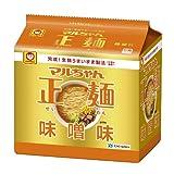 マルちゃん 正麺 味噌味 104g×30個