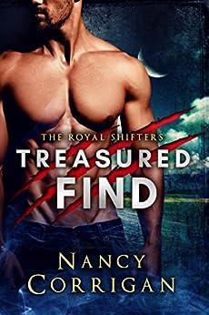 Treasured Find: Royal-Kagan series: Volume 1 (Shifter World) by [Nancy Corrigan]