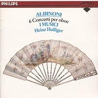 Albinoni: 6 Concerti per Oboe