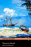 Penguin Readers: Level 2 TREASURE ISLAND (MP3 PACK) (Pearson English Graded Readers)