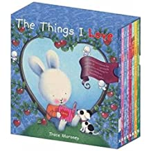 The Things I Love: The complete 8 book series set
