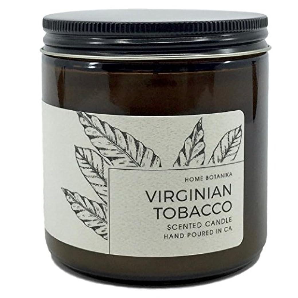 三十フレッシュ親密なホームBotanika VirginianタバコScented Candle