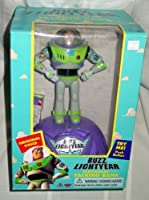 Disney Pixar Original Toy Story Buzz Lightyear Electronic Talking Bank (1999 Thinkway Toys) [並行輸入品]