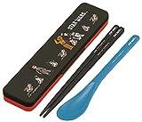 スケーター コンビセット 箸 スプーン セット スターウォーズ フォースの覚醒 ペーパーカット ディズニー CCS3SA