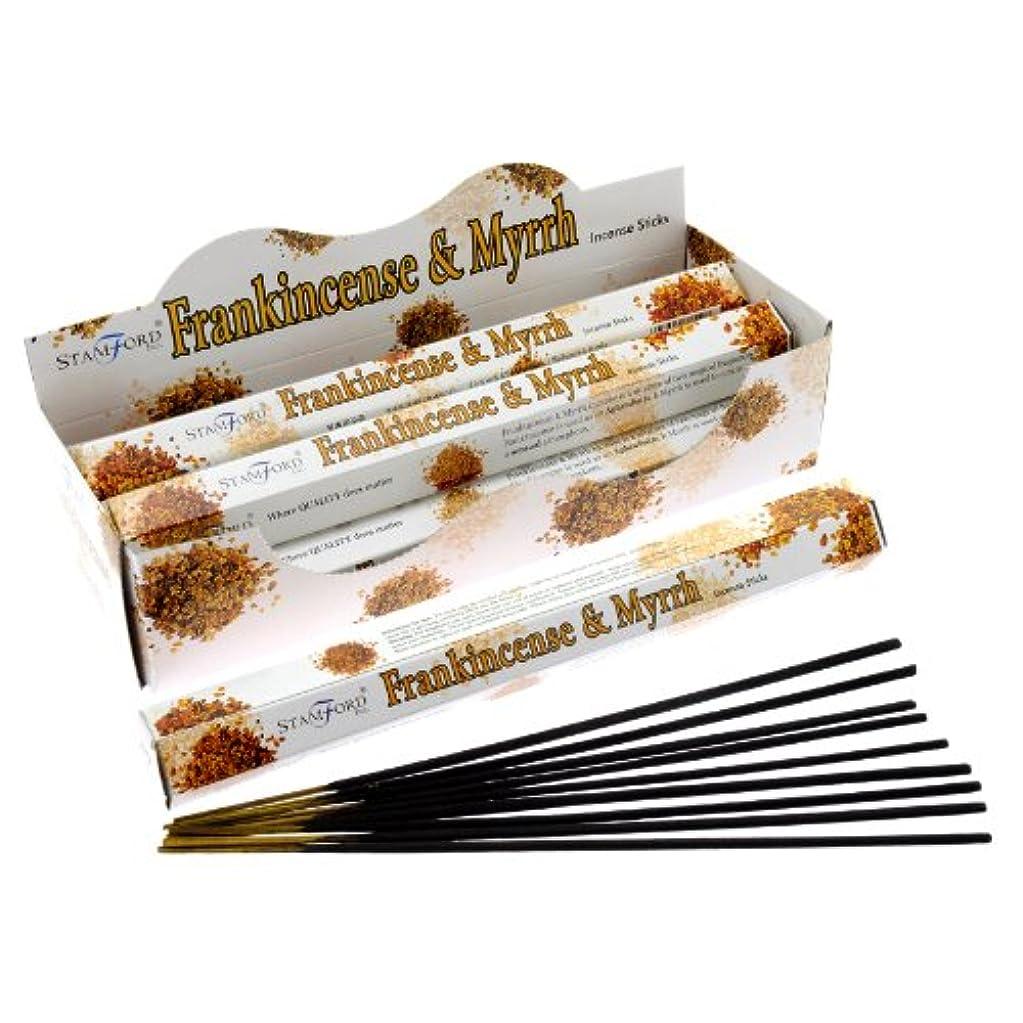 出席する栄光の以上Jasmine Incense Sticks Hexagonal Pack Stamford 20g Box