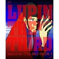 ルパン三世 second-TV. BD-BOX I [Blu-ray]