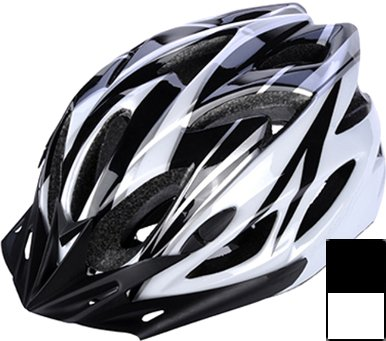 IZUMIYA 自転車 ヘルメット ロードバイク クロスバイク サイクリング 大人 超軽量 高剛性 大人用 サングラス セット B00TCOOWYU 1枚目