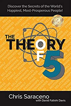 The Theory of 5 by [Saraceno, Chris, Davis, David Falkirk]