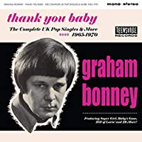 Thank You Baby (The Complete Uk Pop Singles & More 1965-1970)