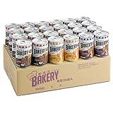 【賞味期限5年】新食缶ベーカリー 24缶アソートセット(コーヒー×8缶、黒糖×8缶、オレンジ×8缶)