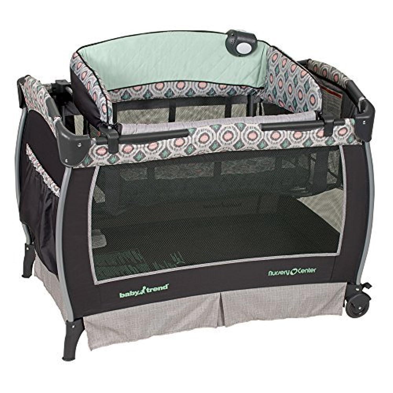 Baby Trend Deluxe Nursery Center, Artisan by Baby Trend [並行輸入品]