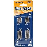 TOMIX Nゲージ 端数レール S18.5 F S33 F 各2本セット 1099 鉄道模型用品