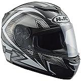 HJC(エイチジェイシー)バイクヘルメット フルフェイス ブラック(MC5) M(57-58) CL-ST ロッカー HJH083