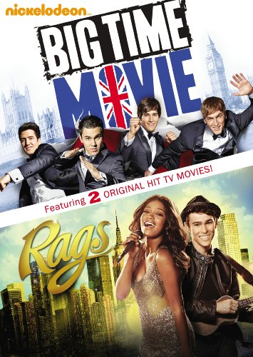 Big Time Movie/Rags [DVD] [Import]