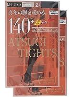 (アツギ)ATSUGI アツギタイツ 140デニール<2足組2セット>