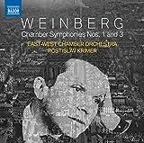ヴァインベルク:室内交響曲 第1番&第3番