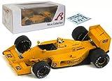 Reve 1/43 Lotus 99T 1987 Japanese GP 2nd No12 A.Senna 完成品